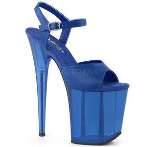 8 Inch High Heel Platform Sandal Stilettos Shoes